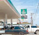 Aumento a la gasolina lesiona economía de sanfernandenses