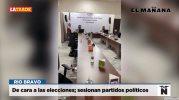 De cara a las elecciones; sesionan partidos políticos