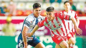 Tuzos rescatan el empate ante Rayos