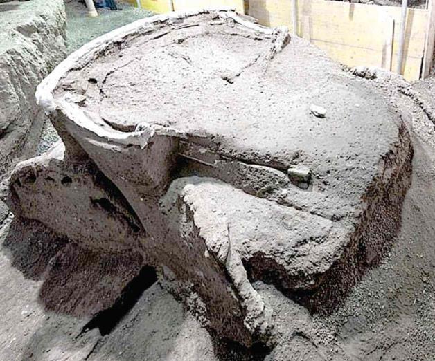Carruaje romano es encontrado casi intacto en Pompeya después de 2 mil años