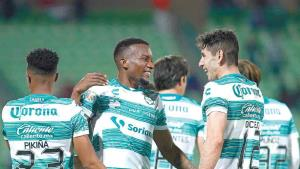 Santos regresa a senda del triunfo