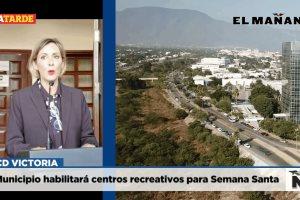 Municipio habilitará centros recreativos para Semana Santa