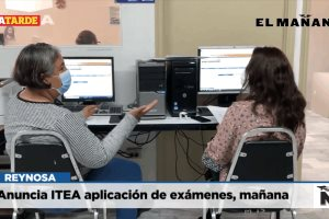 Anuncia ITEA aplicación de exámenes, mañana