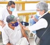 Termina vacunación contra coronavirus