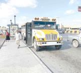 Pide transporte aumento a tarifa