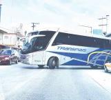 Saturan carreteras y Central de Autobuses