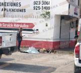 Fallece indigente en la colonia Rodríguez