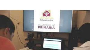 Reinicia programa Aprende en Casa III