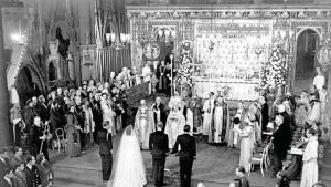 Así fue la boda del príncipe Felipe y la Reina Isabel