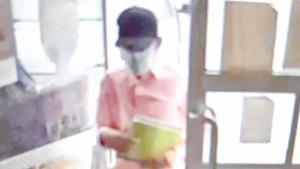 Buscan al ladrón 'de los cuadernos'