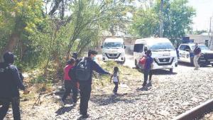 Salvan a migrantes
