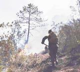 No cede incendio en el Altiplano