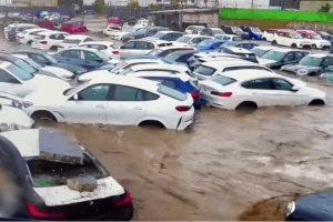 Autos de lujo nadando en Metepec