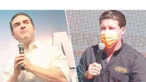 Investiga FGR a Adrián de la Garza y Samuel García