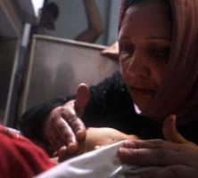 Bombardeo de Israel sobre la Franja de Gaza