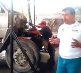 Falla la limpieza en Miguel Alemán