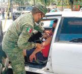 Activan vacunación en nueve municipios