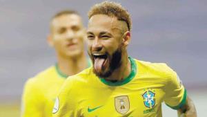 Golea Brasil a Venezuela en el inicio de Copa América