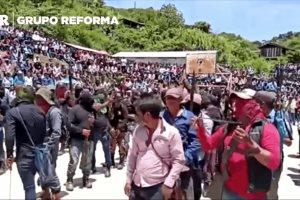 Se brincan autodefensas a la GN y Ejército en Chiapas