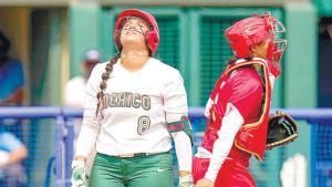 ¡México suma su segunda derrota en el softball femenino!
