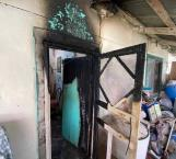 Arde vivienda e intoxica inquilinos en la Morelos
