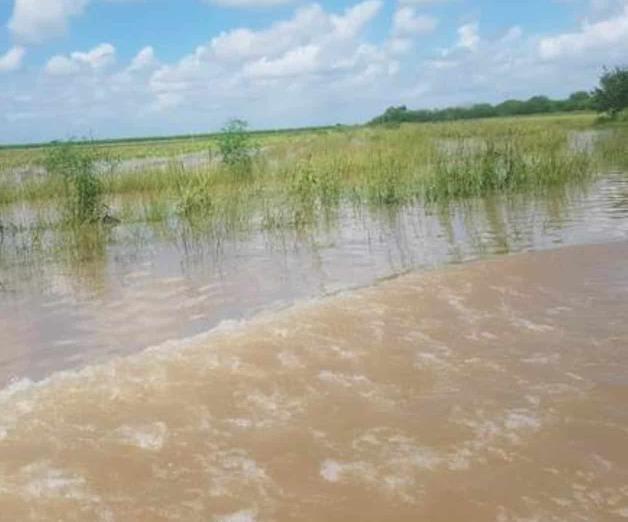 Brechas inundadas