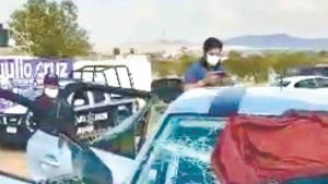 Ejecutan a ocho hombres en varios puntos de Zacatecas