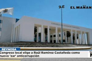 Estrena Tamaulipas Fiscal anticorrupción