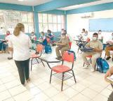 Cero casos de Covid en escuelas abiertas
