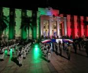 Encabeza Gobernador ceremonia del Grito de Independencia
