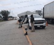Intercepta INM a contingente de haitianos en entronque Y