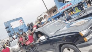 Crisis por Haitianos