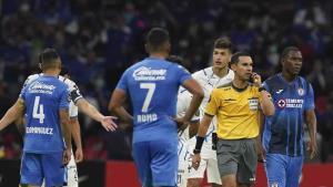 Investigará la CONCACAF el grito en partido del cruz azul