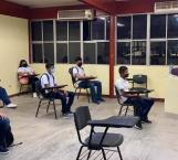 Inician clases presenciales en Cetis 129 de San Fernando