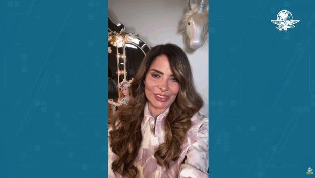 Gloria Trevi se pone a disposición de las autoridades mexicanas