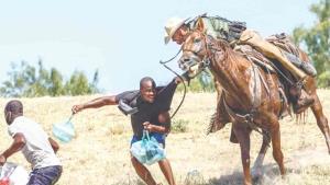Indigna en EU trato a migrantes haitianos