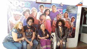 ´Mamá Coco´ de Michoacán cumplió 108 años de edad