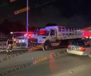 Choque en carretera a Río Bravo deja 5 lesionados