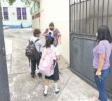 Crece actividad en las escuelas