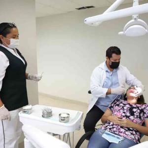 IMSS cubre jornada de servicios médicos