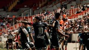 Vence Puebla al Necaxa y se mete a la zona de repechaje