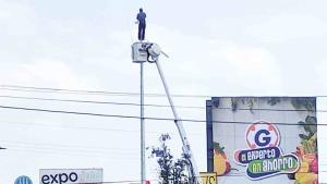 Instalan cámaras de video vigilancia