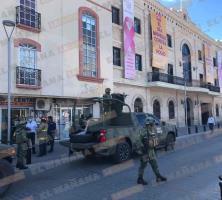 Amenaza de bomba en presidencia de Matamoros