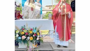 Celebran aniversario del Asilo Mater Dei