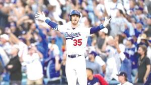Dodgers remontan y reducen la ventaja de los Bravos