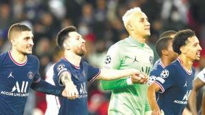 Marca Messi primer doblete con el PSG