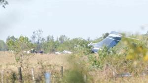 Avión se despista e incendia en Texas; no hay heridos graves