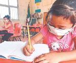 Prevén reapertura total de escuelas