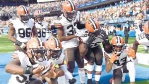 Browns y Broncos abren la semana 7