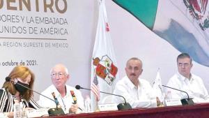 México y EU alistan inversión por 25 MMDD